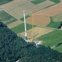 Windkraftanlage Sonnefeld