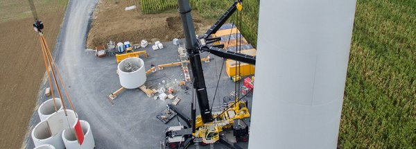 NATURSTROM nimmt Windparks in Bayern in Betrieb