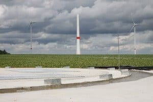 NATURSTROM-Windpark Titting