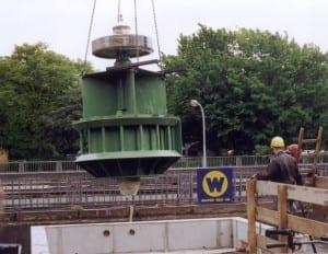 NATURSTROM zeigt seine schönsten geförderten Öko-Kraftwerke. Das zweite Projekt dieser Serie ist das Wasserkraftwerk Fuhlsbüttel. (Bild: © NATURSTROM AG)