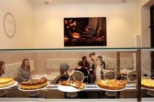Princess Cheesecake in Berlin bietet handgemachte Leckereien. (Bild: © Katy Otto )