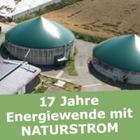 NATURSTROM_Schönste Förderprojekte_Bioenergieanlage Hiltpoltstein_Störer