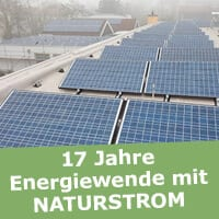 NATURSTROM-Photovoltaikanlage auf dem Haus der Vereine in Hattersheim © NATURSTROM AG