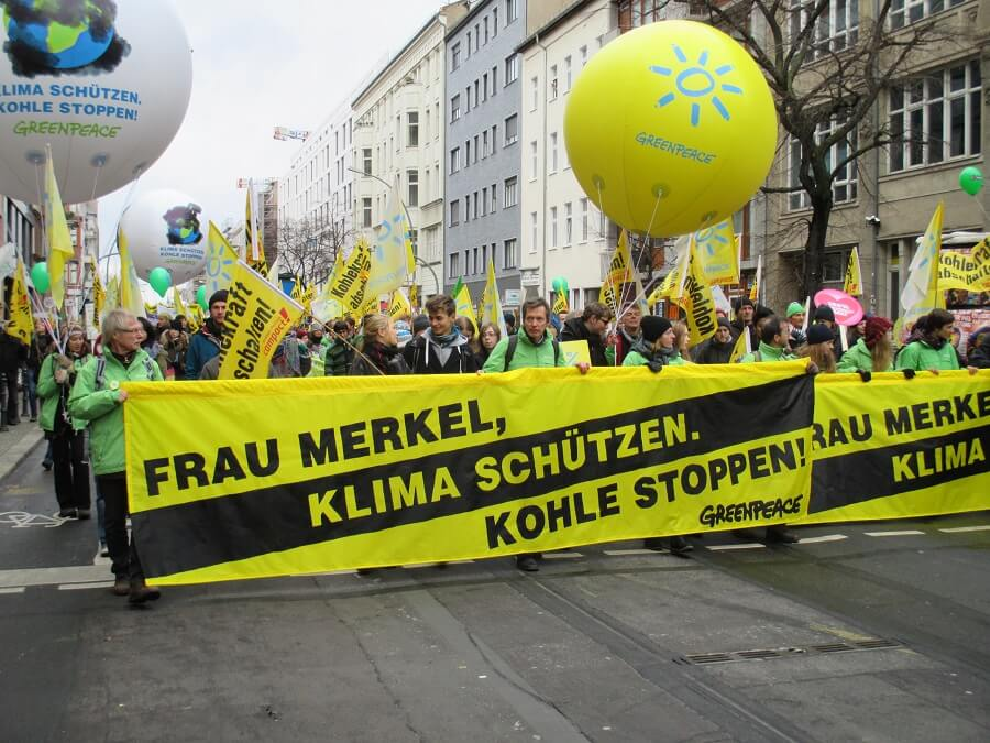 Global Climate March_Berlin © NATURSTROM AG