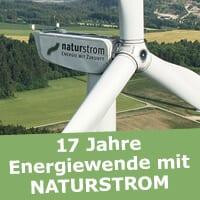 NATURSTROM-Windpark Neudorf