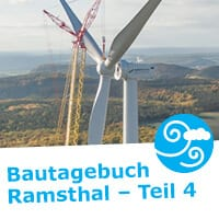 Bautagebuch Ramsthal - Teil 4 © NATURSTROM AG