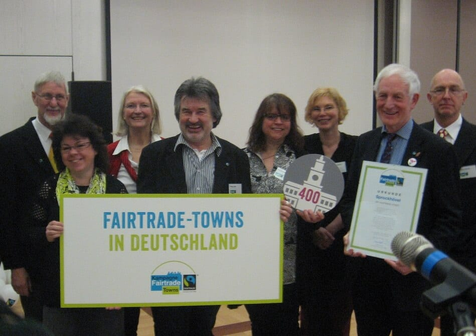 Fairtradetown-Sprockhövel © NATURSTROM AG