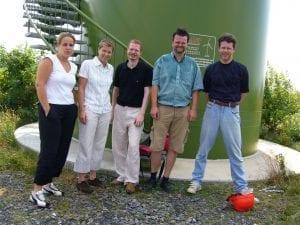 Betriebsausflug 2006 © NATURSTROM AG