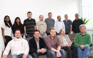 Das NATURSTROM-IT-Team stellt sich vor. © NATURSTROM AG