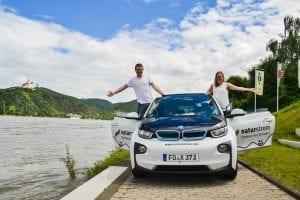 Nachhaltig Rallye fahren