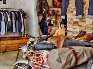 Feine sachen, die nichts mit Modetrends, Massenproduktion und Schnelllebigkeit zu tun haben. © stuf|f