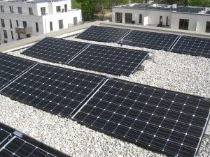 Der Sonnenstrom wird direkt von den Bewohnern genutzt © Quelle MR SunStrom GmbH