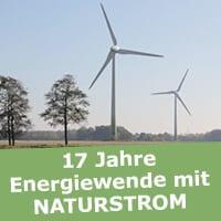 NATURSTROM-Windpark Hüll. (Bild: © NATURSTROM AG)