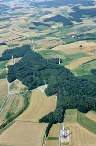 Windpark Sonnefeld