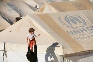 NATURSTROM-Kundenportrait: Das Flüchtlingshilfswerk der Vereinten Nationen hilft Menschen, die alles verloren haben. (Bild: © UNHCR/Anna Branthwaite)
