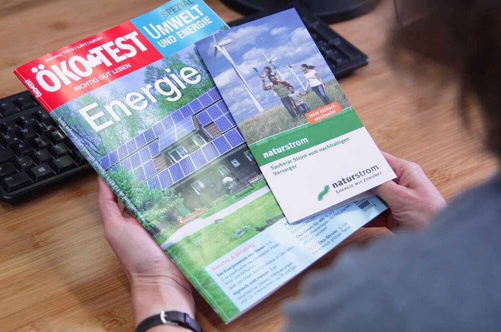 """ÖKO-TEST Heft """"Umwelt und Energie"""""""
