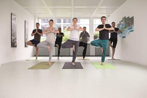 Mehr Energie im Job: NATURSTROM bietet vielfältiges Sportprogramm