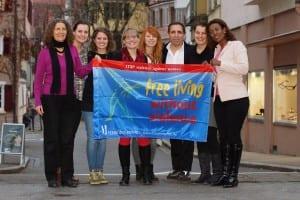 Mädchen und Frauen vor Gewalt zu schützen, dieser Aufgabe widmet sich unser Kunde TERRE DES FEMMES – Menschenrechte für die Frau e.V. (Bild: © TERRE DES FEMMES)