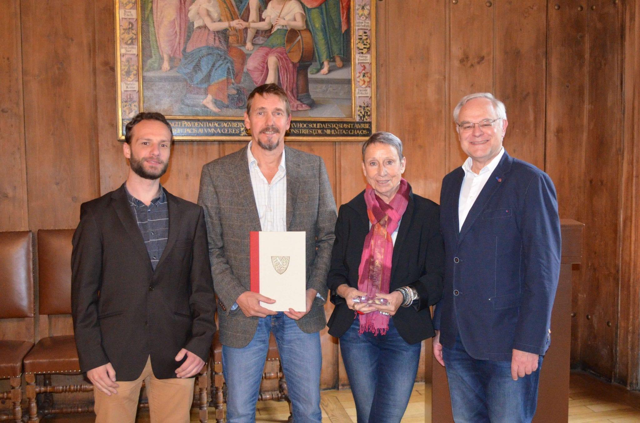 Umweltpreis der Stadt Regensburg