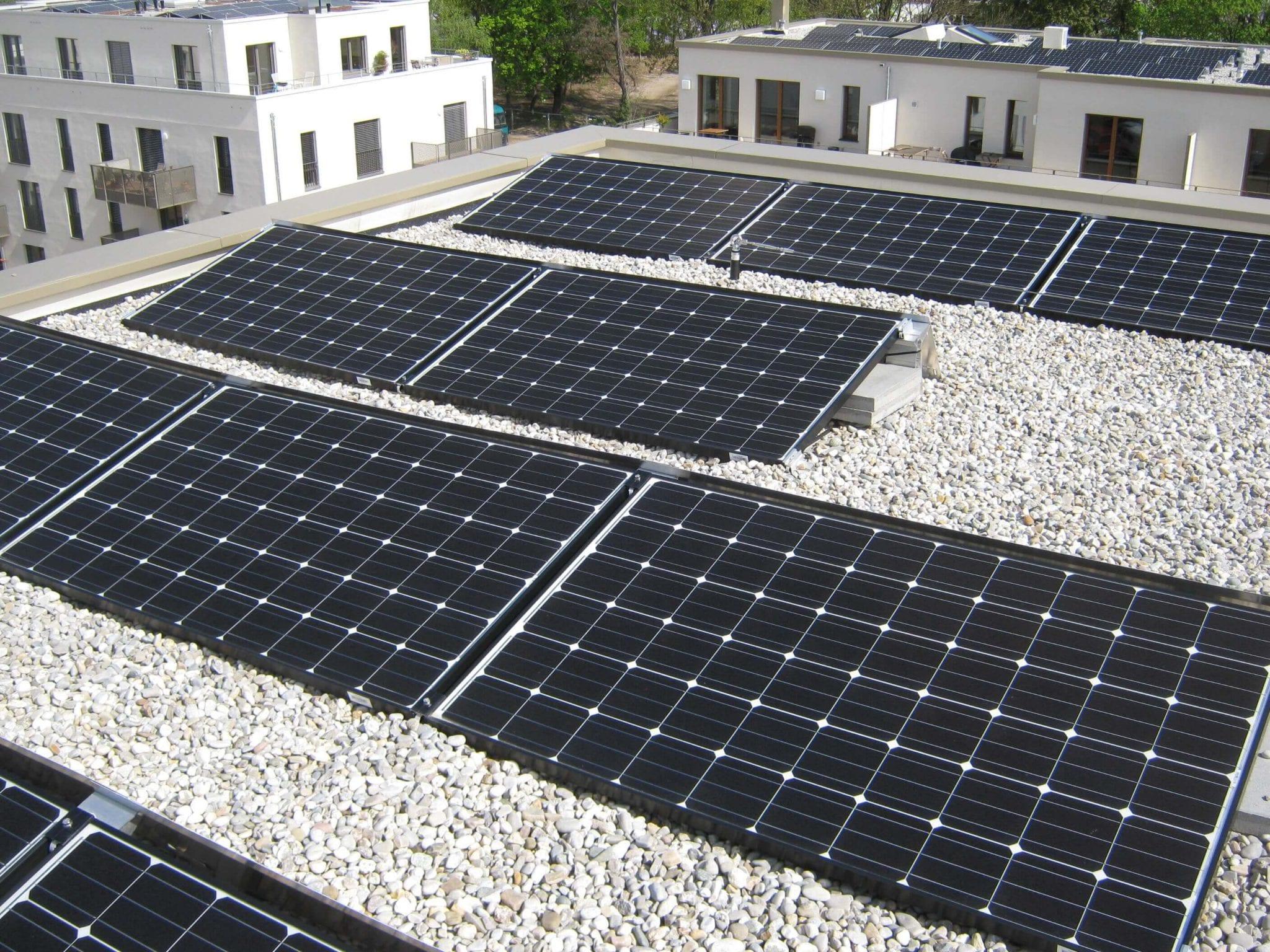 Die Landesregierungen in NRW und Thüringen wollen mehr Mieterstrom-Projekte ermnöglichen © MR SunStrom GmbH