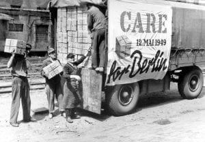 Hilfsorganisation 1949
