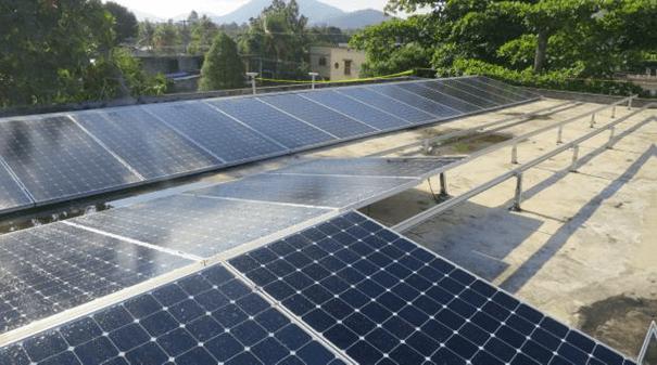 Solarzellen Haiti
