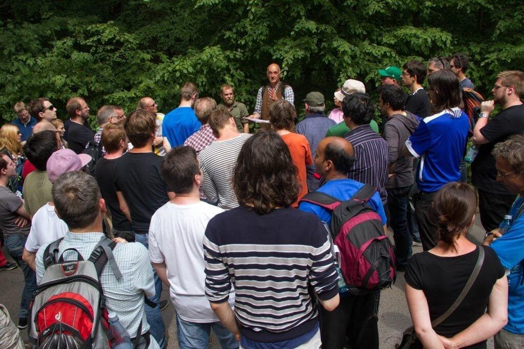 Führung Hambacher Forst