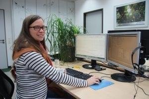 Patrizia Botthof arbeitet bei NATURSTROM im Biogashandel
