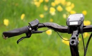 Pedelec Fahrradlenker Detail