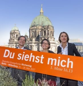 Evangelischer Kirchentag, Highlight 2017