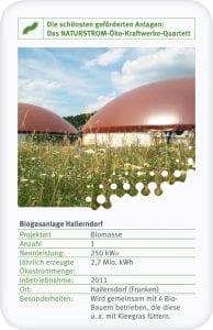 Bio-Biogasanlage Hallerndorf