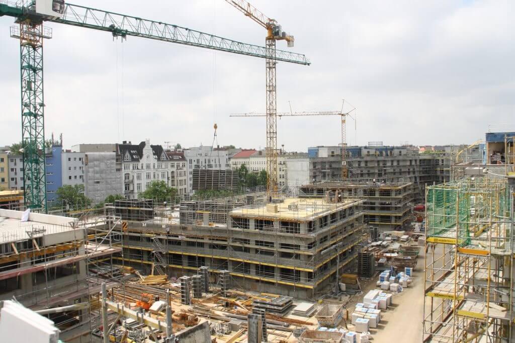 Aktuelles Mieterstromprojekt von NATURSTROM: Möckernkiez, Mieterstromgesetz verabschiedet