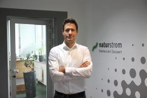 Martin Suhrbier, Recruiter bei NATURSTROM