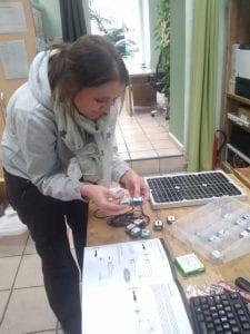 Experimentier-Set Brick´R´Knowledge Solar Set ALL-BRICK-0484