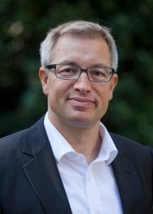 Christof Lützel, Pressesprecher der GLS-Bank, im Gespräch zum Ethisch investieren © GLS-Bank