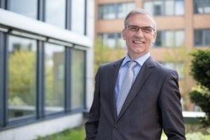 Dr. Thomas E. Banning, Vorstandsvorsitzender der NATURSTROM AG © NATURSTROM AG