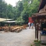 Kellerschänke der Brauerei Rittmayer, Franken