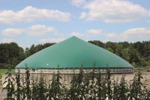Biogasanlage Hiltpoltstein, Franken