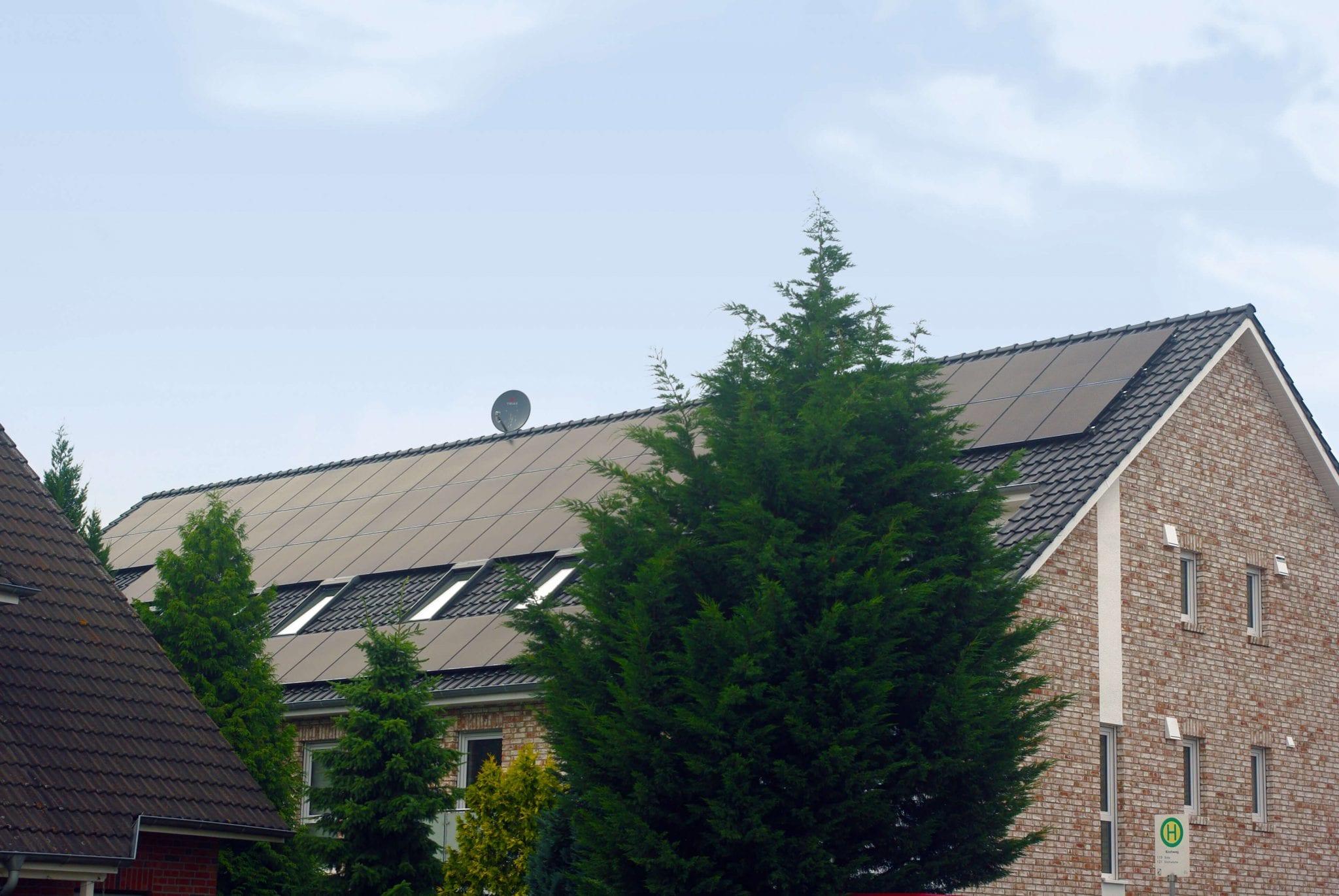 NATURSTROM beliefert Mehrfamilienhaus in Niedersachsen mit Mieterstrom