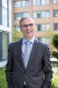 Dr. Thomas E. Banning, Vorstandsvorsitzender der NATURSTROM AG