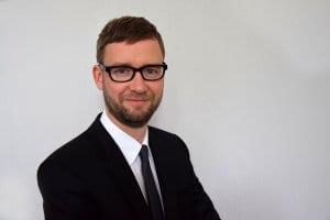 Sebastian Scholz, Leiter Energiepolitik und Klimaschutz beim NABU Foto: NABU