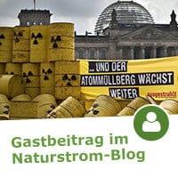 Gastbeitrag: Von wegen billiger Atomstrom
