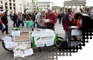 Highlight 2017, NATURSTROM auf dem Evangelischen Kirchentag 2017