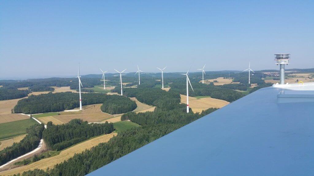 Highlight 2017: bislang größter Windpark geht ans Netz