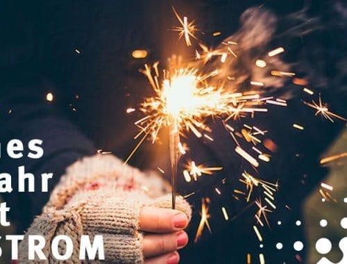 NATURSTROM wünscht ein frohes neues Jahr