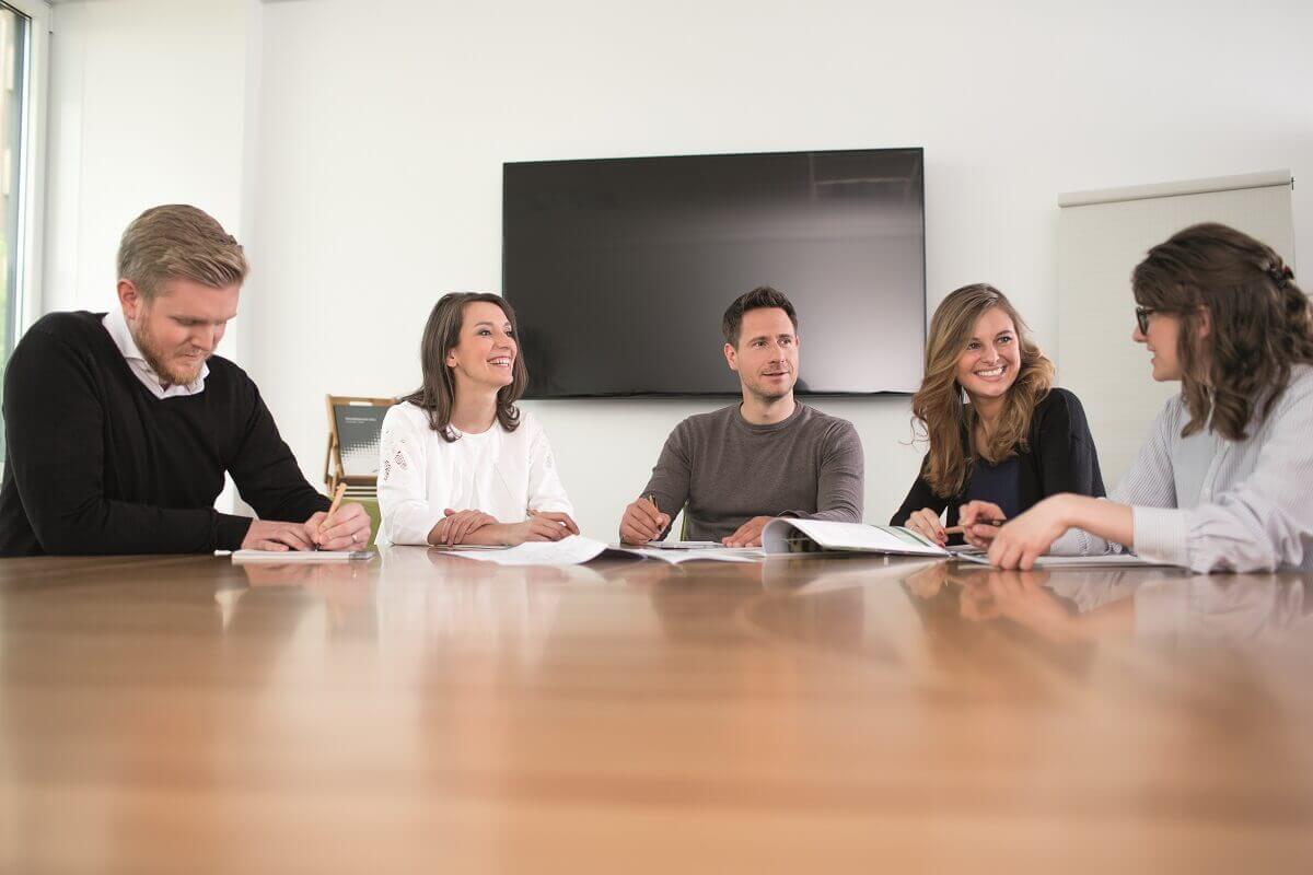 Am Wichtigsten im Vorstellungsgespräch ist, dass du inhaltlich und persönlich überzeugst. Foto: NATURSTROM