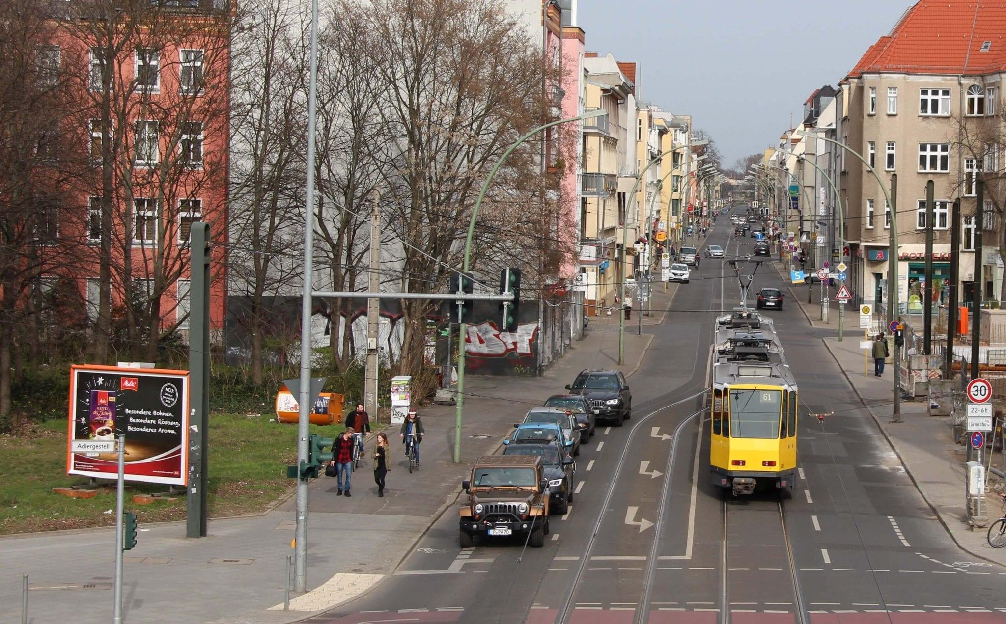 Das Stadtviertel Berlin Adlershof soll attraktiver werden. Foto: STATTBAU