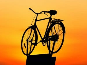 Fahrrad statt Auto_Klimafasten Foto: pixabay