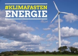 Klimafasten im Haushalt: Mit vielen kleinen Tipps viel einsparen. Foto: www.lisa-badum.de