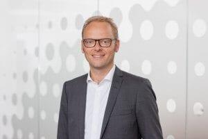 Tim Meyer, Vorstand der NATURSTROM AG.